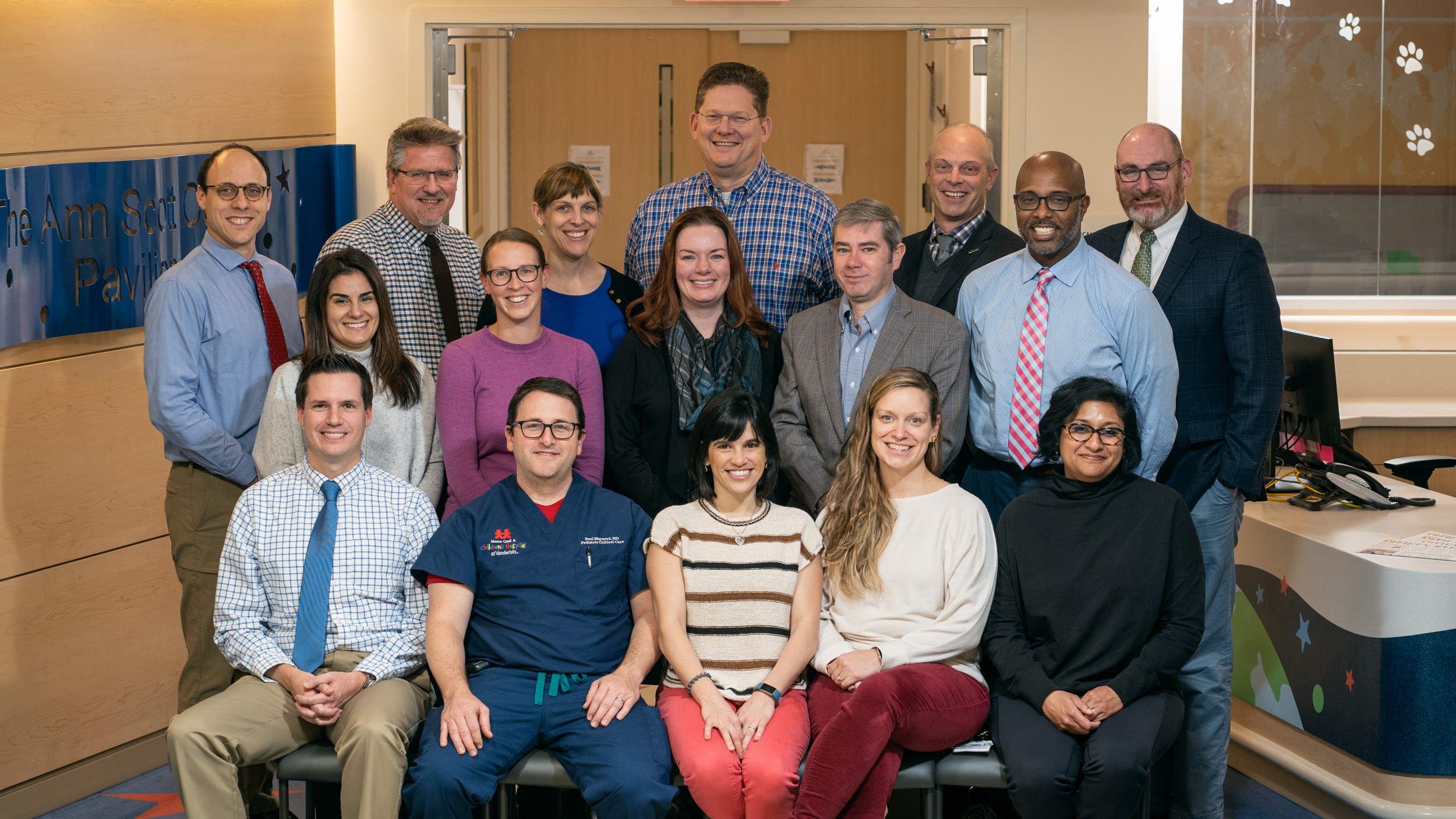 Pediatric Critical Care Faculty 2020-2021