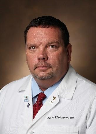 Steven Klintworth BSN, MSHS, RN, CCRP