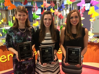 Medical Student Education Student Award Winners
